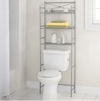 The Best Over The Toilet Storage Options 2017 | Toiletops.com