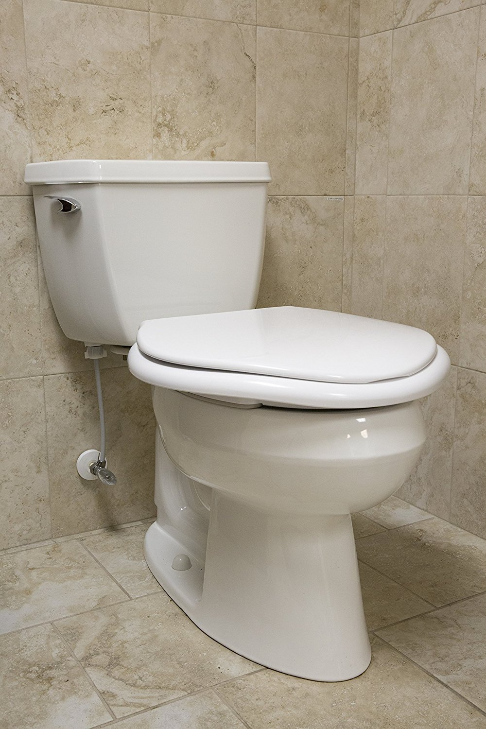 Cool 5 Best Extra Large Toilet Seat Options In 2019 Toiletops Machost Co Dining Chair Design Ideas Machostcouk