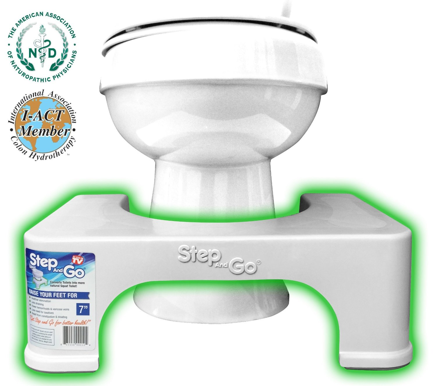 Step And Go Toilet Stool Review Toiletops Com