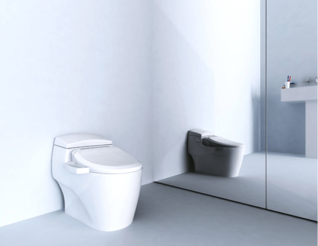 5 Best Heated Toilet Seat Bidets In 2019 Toiletops