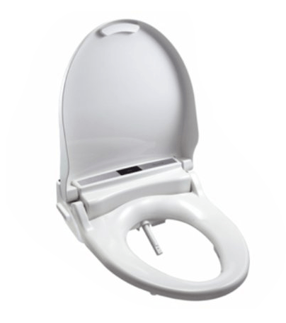 Clean Sense DIB-1500R Bidet Seat review heated toilet seat bidet models