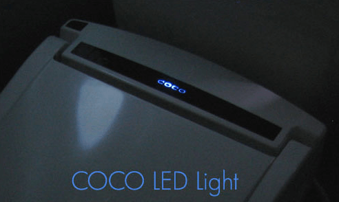 coco bidet 9500r review night light