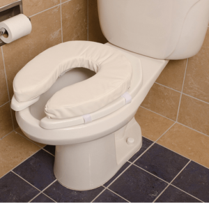 toilet accessories for elderly cushion