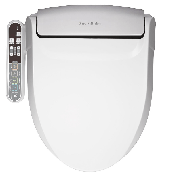 smartbidet sb 2000 review heated toilet seat bidet models