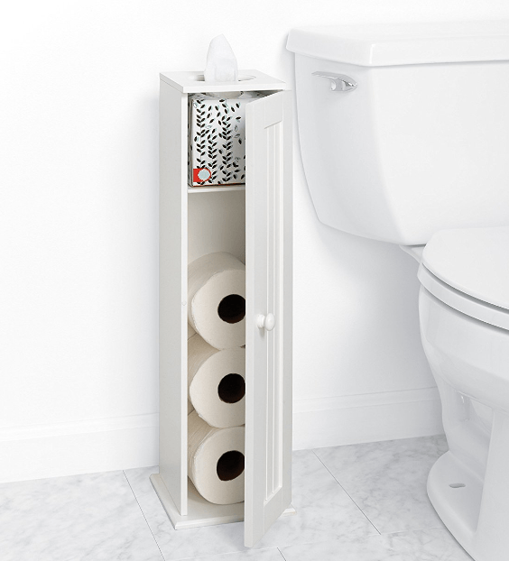 The Best Extra Toilet Paper Holder Options 2017