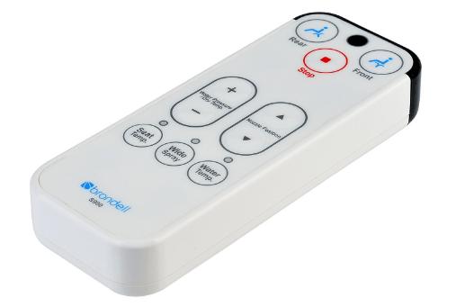 brondell swash 900 remote control close up image