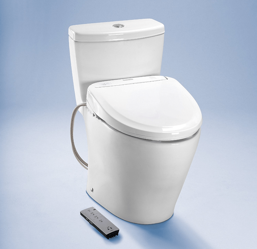 how do use a bidet feature image of bidet toilet seat with remote control