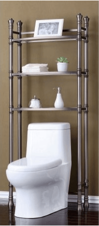 best over the toilet storage 96534
