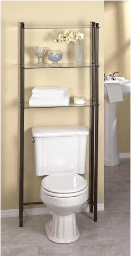 best over the toilet storage 63246
