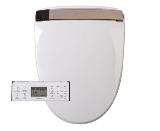 best bidet toilet seat options with remote controls 534532